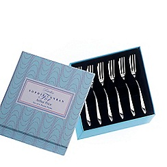 Arthur Price - Sophie Conran Rivelin Box Of 6 Pastry Forks