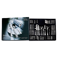 Arthur Price - Dubarry design 18/10 Stainless Steel 58 piece 8 person Boxed Set