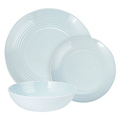 Gordon Ramsay By Royal Doulton - Blue u0027Mazeu0027 12 piece dinnerware set  sc 1 st  Debenhams & Gordon Ramsay By Royal Doulton - Home | Debenhams