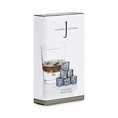 J by Jasper Conran - Set of eight grey whisky rocks