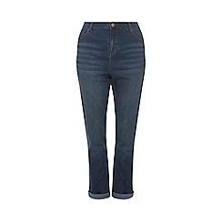 Dorothy Perkins - Curve indigo boyfriend jeans