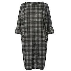 Dorothy Perkins - Dp curve monochrome checked shift dress