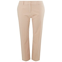 Dorothy Perkins - Curve blush ankle grazer trousers