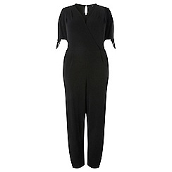 Dorothy Perkins - Dp curve jersey sleeve jumpsuit