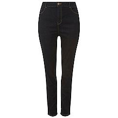 Dorothy Perkins - Curve indigo ashley stretch skinny fit jeans