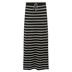 Dorothy Perkins - Curve monochrome toggle maxi skirt