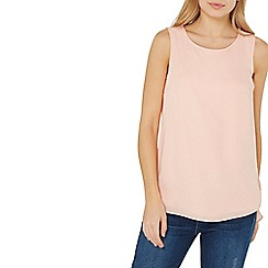 Dorothy Perkins - Pink sleeveless top