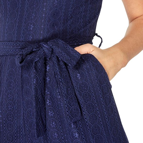 Perkins lace Dorothy Navy Dorothy Perkins Navy jumpsuit Fxxw4t