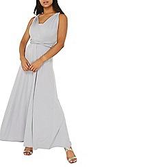 Dorothy Perkins - Grey multiway maxi dress