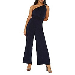 Dorothy Perkins - Navy multiway jumpsuit