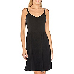 Dorothy Perkins - Black strappy sundress