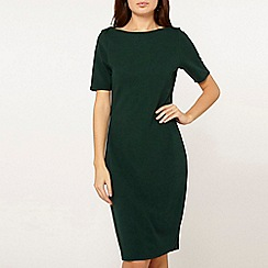 Dorothy Perkins - Green pencil dress