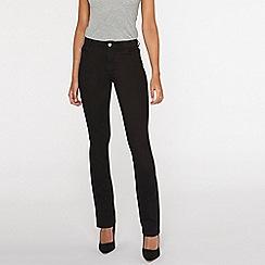 Dorothy Perkins - Tall black ashley bootcut jeans