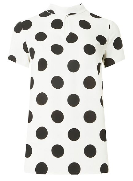 soft shirt printed Tall Perkins Dorothy t xOwC0Z7q
