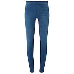 Dorothy Perkins - Tall midwash eden jeggings