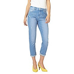Dorothy Perkins - Tall light-wash blue jeans
