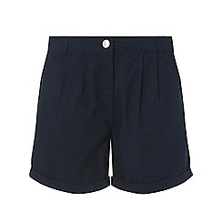 Dorothy Perkins - Tall navy shorts
