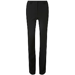 Dorothy Perkins - Tall black bootcut trousers