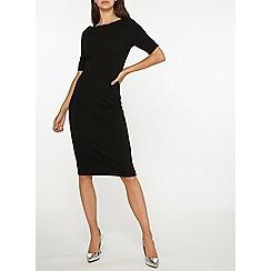 Dorothy Perkins - Tall black bodycon dress