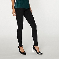Dorothy Perkins - Tall black skinny fit jeans