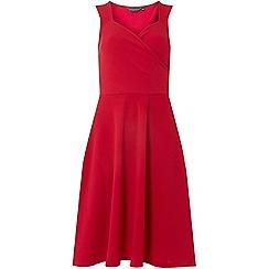 Dorothy Perkins - Tall pink wrap dress