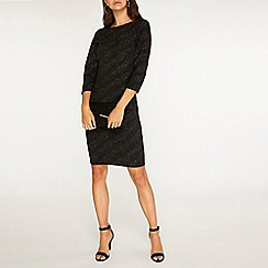Dorothy Perkins - Tall black bodycon dress