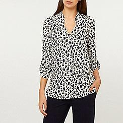 Dorothy Perkins - Tall Multi Colour Leopard Print Shirt