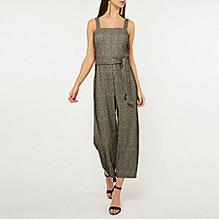 Dorothy Perkins - Tall Grey Sketchy Jumpsuit
