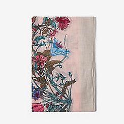 Dorothy Perkins - Multi floral boarder scarf