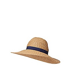 Dorothy Perkins - Biscuit floppy hat