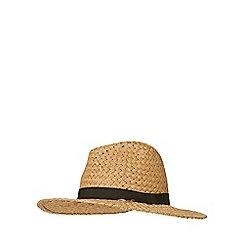 Dorothy Perkins - Biscuit fedora hat