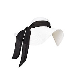 Dorothy Perkins - Monochrome scarf floppy hat