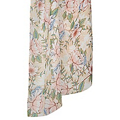Dorothy Perkins - Multi coloured peony floral print scarf