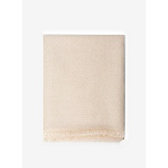 Dorothy Perkins - Pink plain glitter scarf