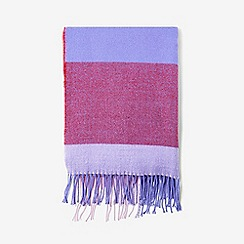 Dorothy Perkins - Multicoloured check scarf