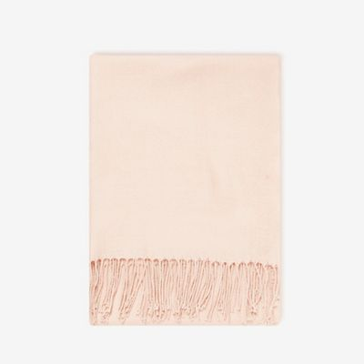 dorothy-perkins---blush-plain-acrylic-scarfs by dorothy-perkins