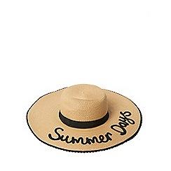 Dorothy Perkins - Summer days floppy hat