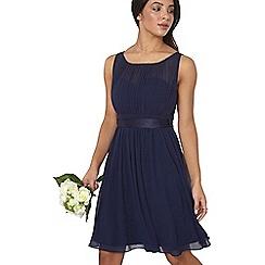Dorothy Perkins - Showcase navy beth dress