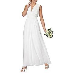 Dorothy Perkins - Off-white 'Juliet' wedding dress