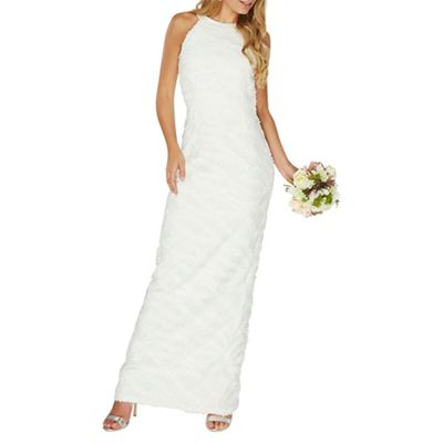 Dorothy Perkins   White  Clara  Bridal Maxi Dress by Dorothy Perkins