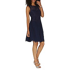 Dorothy Perkins - **showcase navy 'lola' prom dress