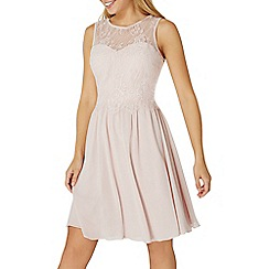 Dorothy Perkins - **showcase blush 'Lola' prom dress