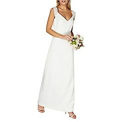 Dorothy Perkins - White bridal 'Serephine' dress