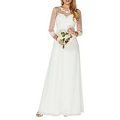 Dorothy Perkins - White bridal 'Meredith' dress