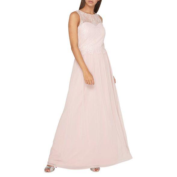 maxi Perkins blush tall Dorothy dress 'Grace' Showcase XPwtzd