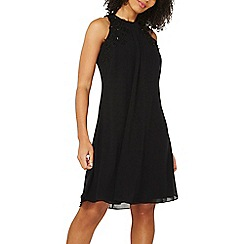 Dorothy Perkins - Showcase black 'lily' trapeze dress