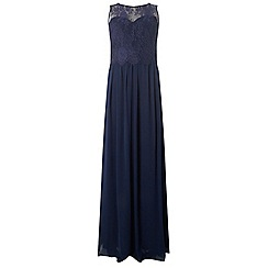 Dorothy Perkins - Tall navy grace maxi dress