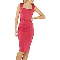 Dorothy Perkins - Scarlett b pink lara bodycon dress