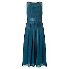 Dorothy Perkins - Showcase tall green Bethany midi skater dress