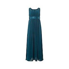Dorothy Perkins - Showcase petite forest green natalie dress